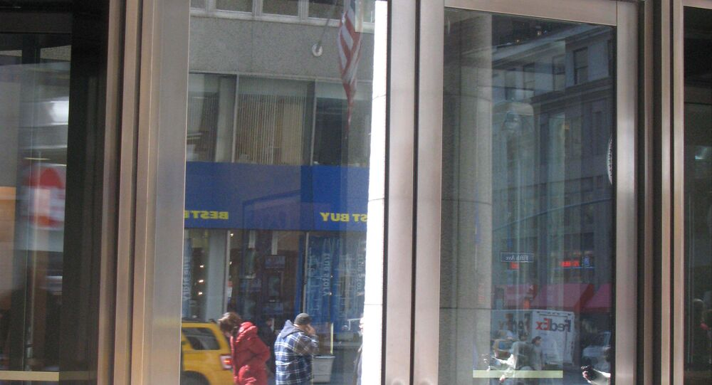 Oddział banku Morgan Stanley