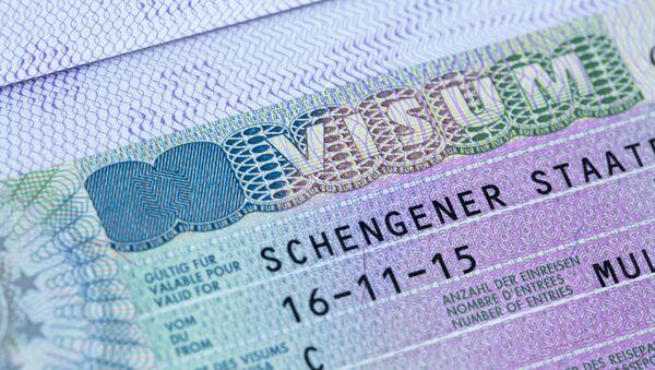 Wiza Schengen - Sputnik Polska