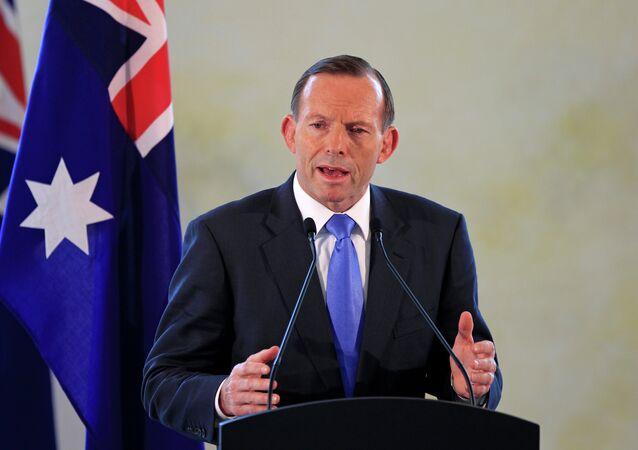Premier Australii Tony Abbott