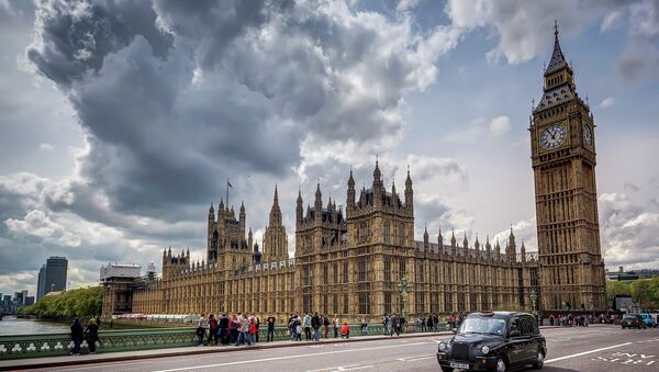 Brytyjski parlament - Sputnik Polska