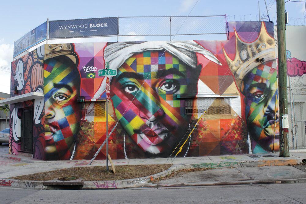 Tupac - Wynwood