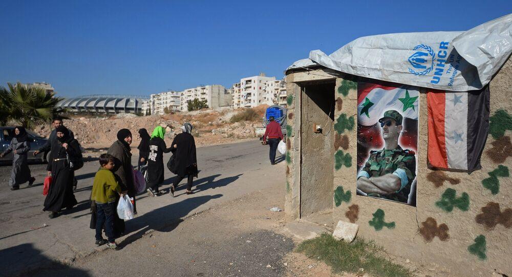Wojna domowa w Syrii