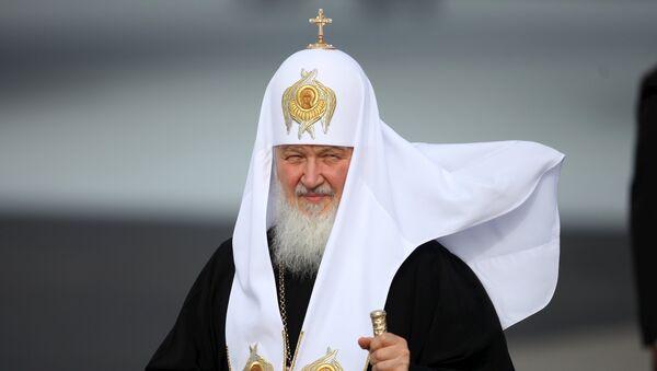 Patriarcha moskiewski i całej Rusi Cyryl - Sputnik Polska