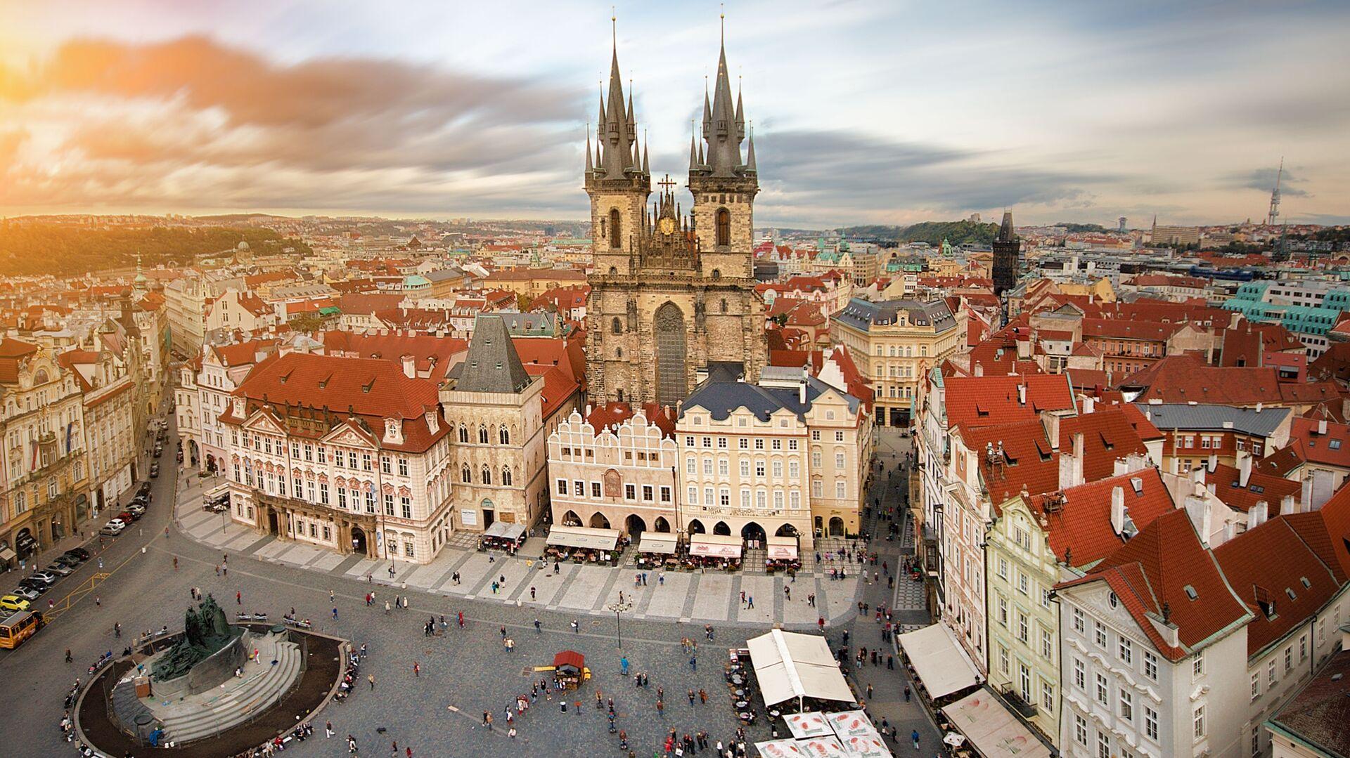 Praga, Czechy - Sputnik Polska, 1920, 01.07.2021