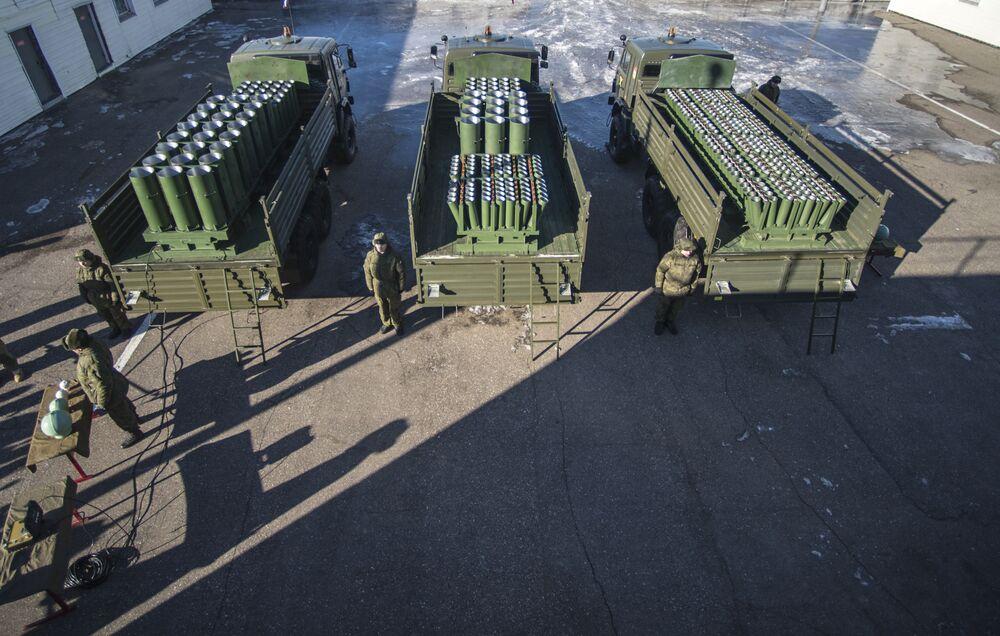 Urządzenia zostaną rozmieszczone w Moskwie na 16 placach, z których głównymi będą Pokłonna Góra i Wzgórza Worobiowe