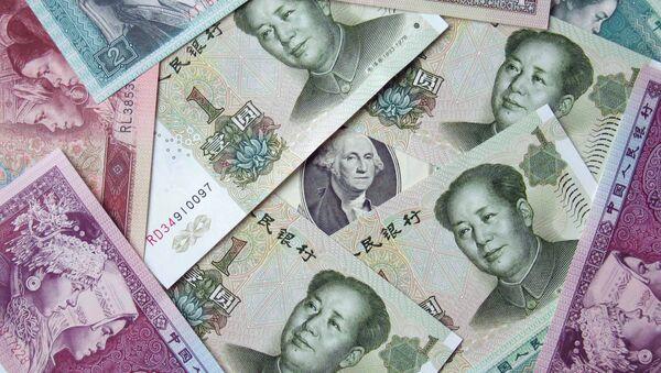 Chińska waluta narodowa - juany - Sputnik Polska