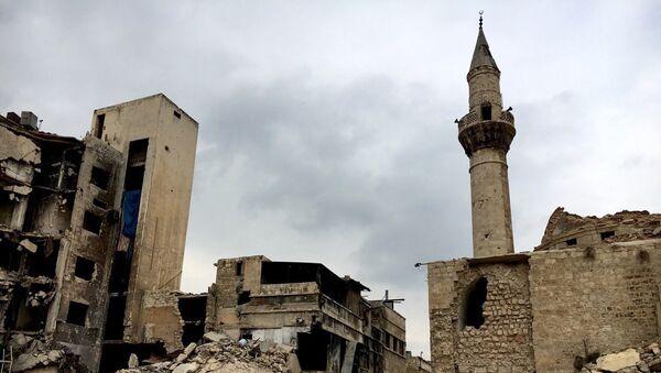 Aleppo - Sputnik Polska