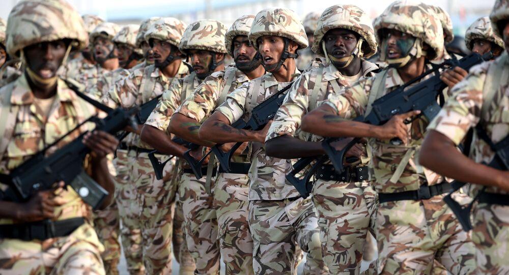 Saudyjskie siły specjalne