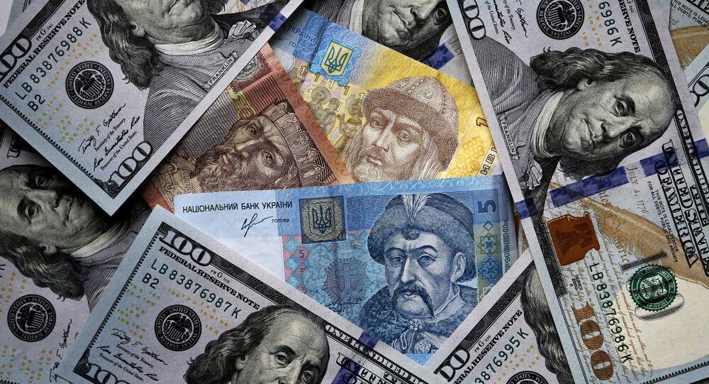 Ukraina przeciwko spłacie długu