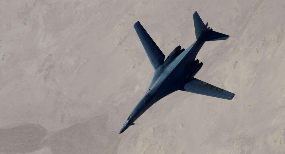 Bombowiec B-1B Lancer