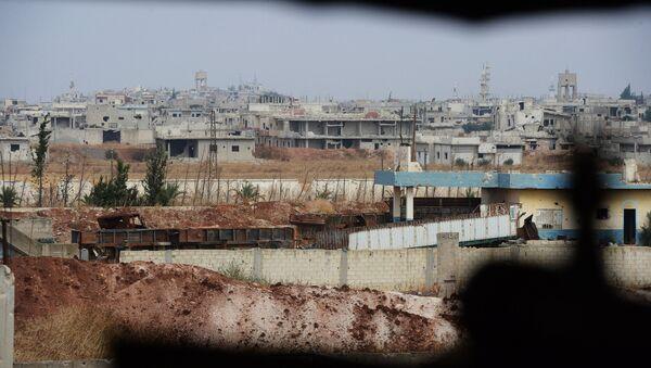 Syryjskie miasto Homs - Sputnik Polska
