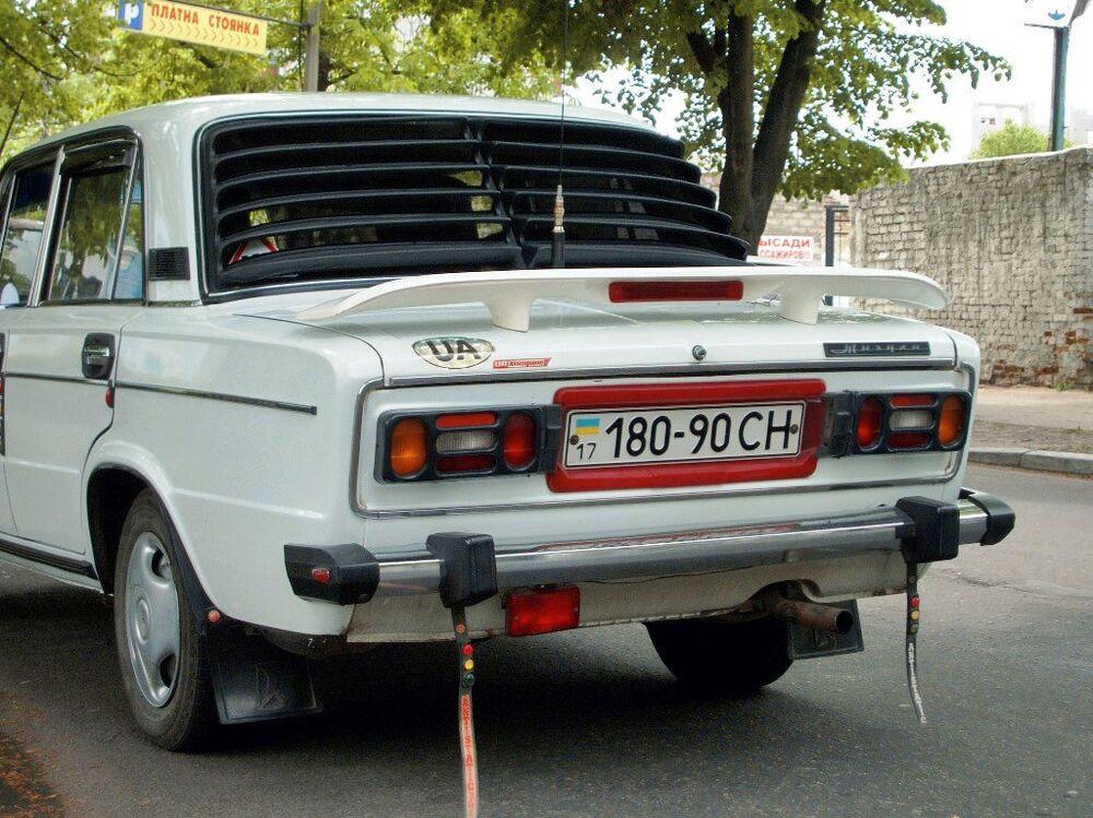 Samochód WAZ-2106