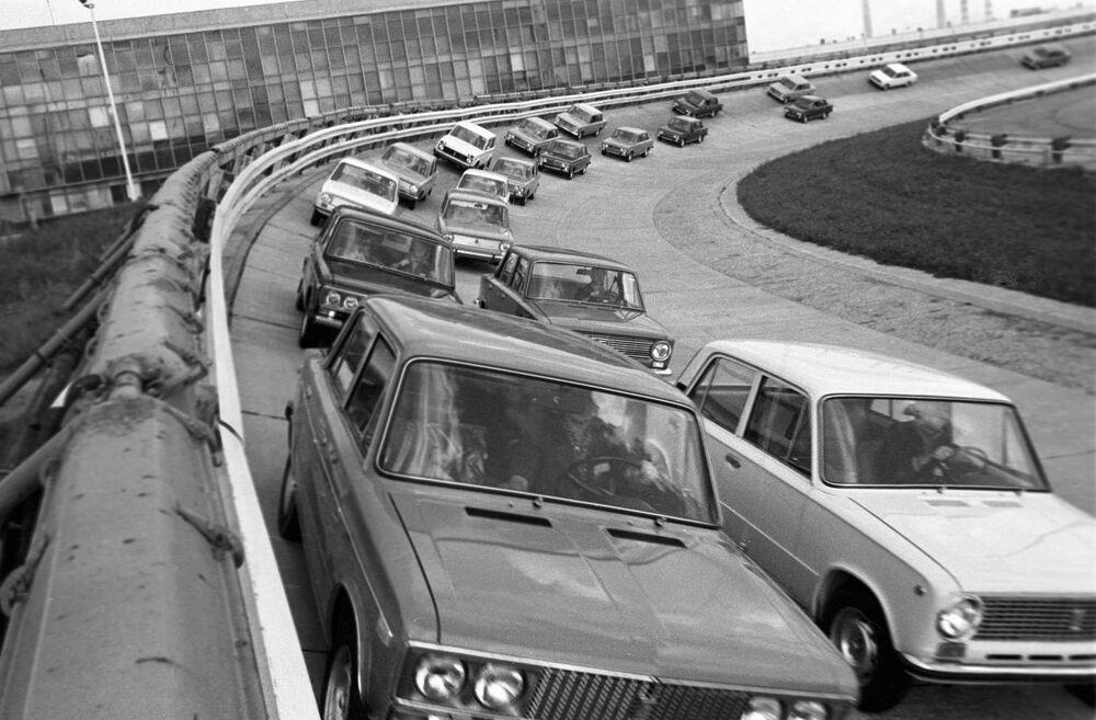 Tor testowy Wołżskiej fabryki samochodów