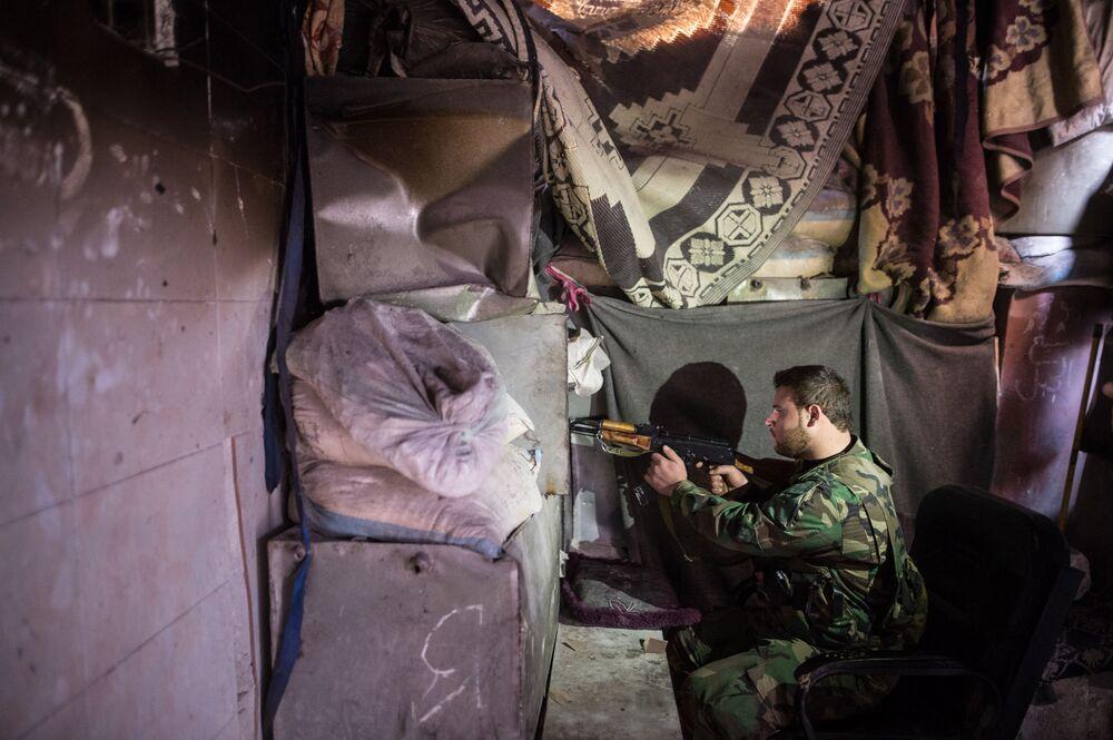 Sytuacja w Aleppo