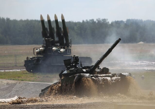 Nowy rosyjski czołg