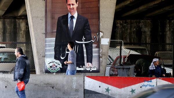 Rozejm w Syrii - Sputnik Polska