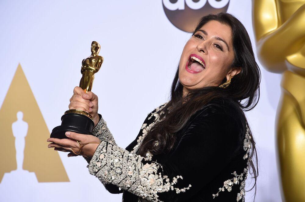 Dokumentalista Sharmeen Obaid-Chinoy