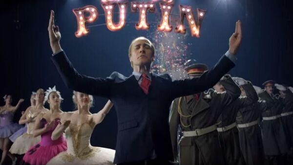 Vladimir Putin - Putin, Putout - Sputnik Polska