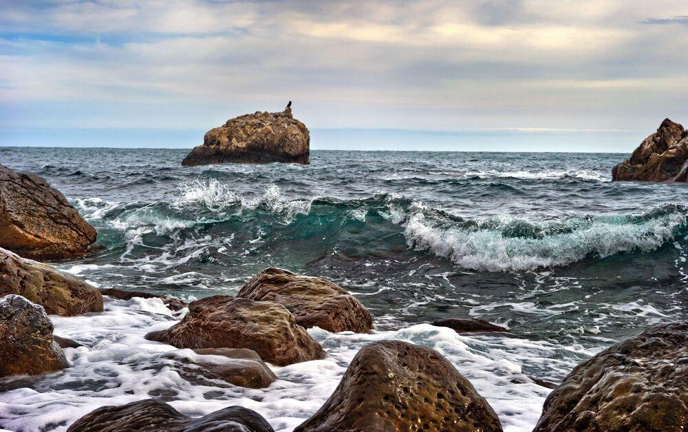 Wybrzerze Morza Czarnego, miejscowość Aj-Danil