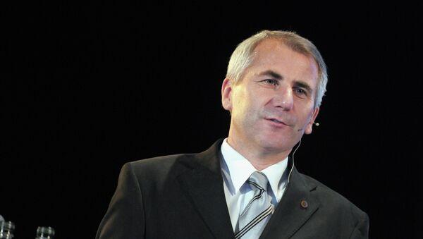 Ambasador UE w Rosji Vygaudas Usackas - Sputnik Polska