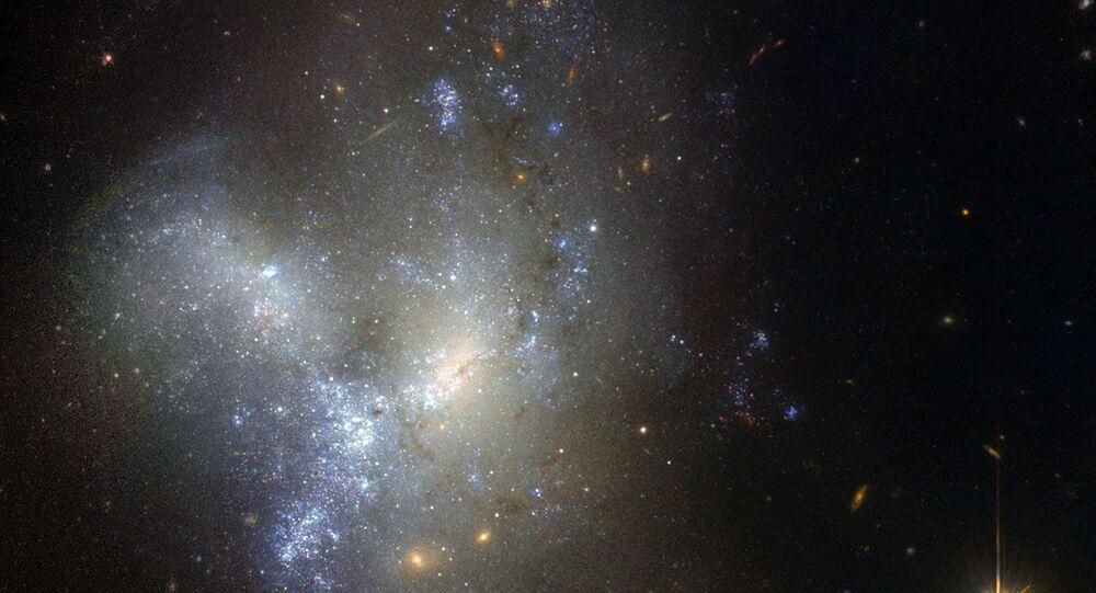 Galaktyka NGC 1487