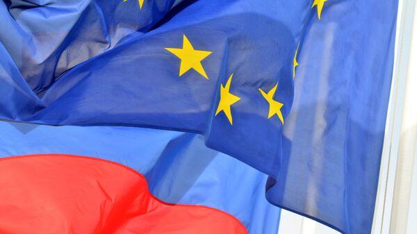 Stosunki między Rosją a UE - Sputnik Polska