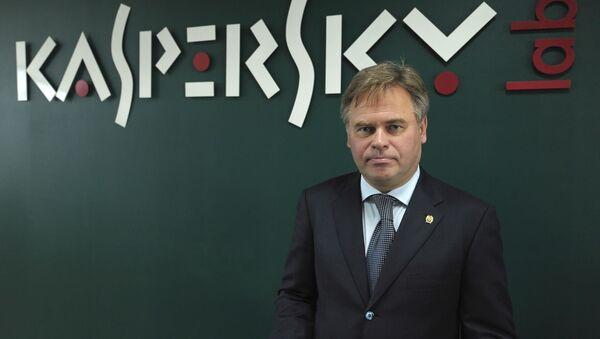 Założyciel i dyrektor Kaspersky Lab Jewgienij Kasperski - Sputnik Polska