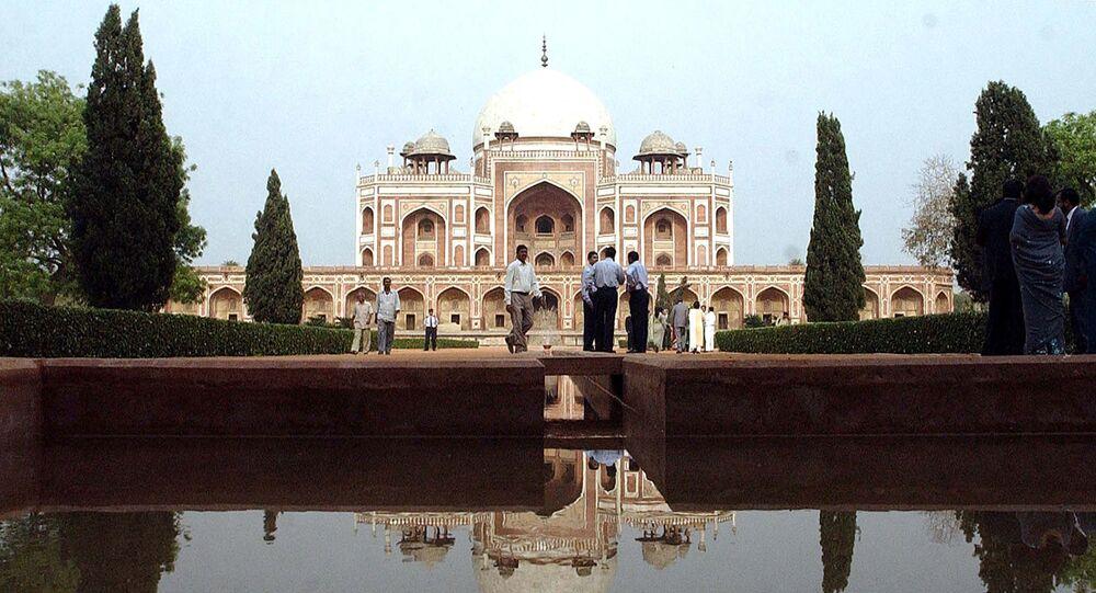 Grobowiec Humajuna w Nowym Delhi