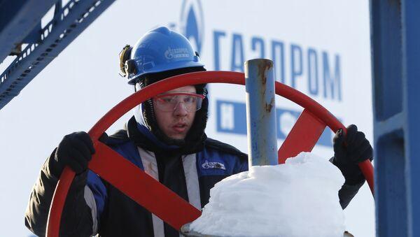 Rosyjski koncern państwowy Gazprom - Sputnik Polska