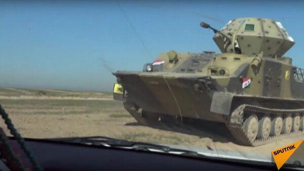 Armia Iraku walczy przeciwko PI - Sputnik Polska