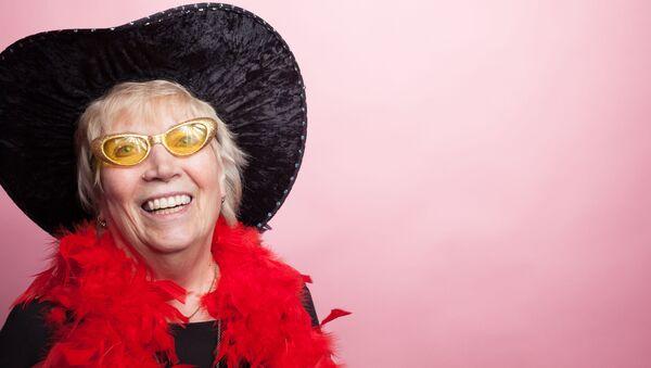 Starsza kobieta i moda - Sputnik Polska