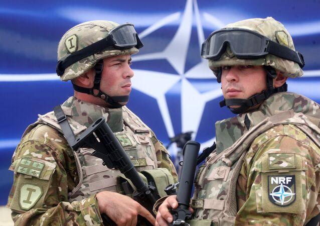 Ćwiczenia NATO w Gruzji, sierpień 2015 r.