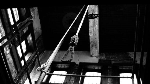 Kara śmierci przez powieszenie - Sputnik Polska