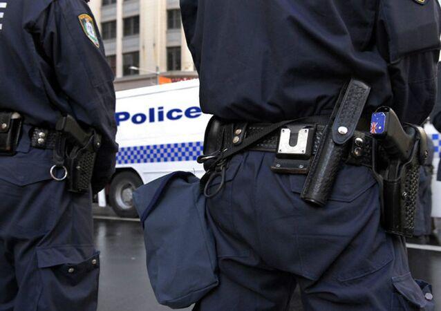 Policja w Australii