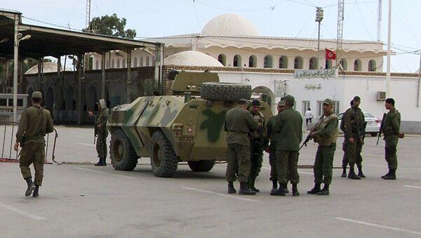 Tunezyjka armia odparła atak islamistów przy granicy z Libią - Sputnik Polska