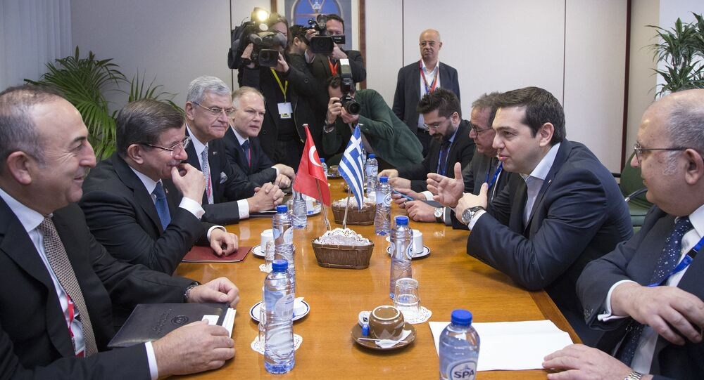 Szczyt UE - Turcja