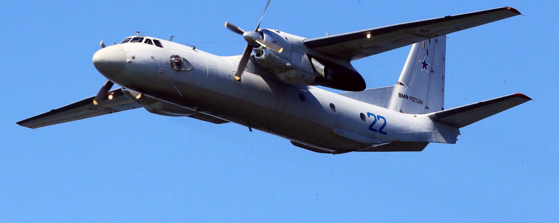 Samolot An-26 - Sputnik Polska, 1920, 06.07.2021