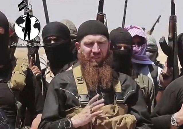 Abu Omar al-Sziszani