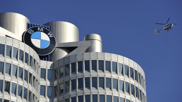 Koncern BMW - Sputnik Polska