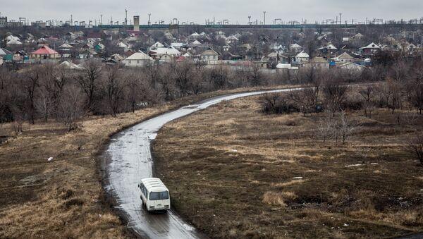 Sytuacja na wschodzie Ukrainy - Sputnik Polska