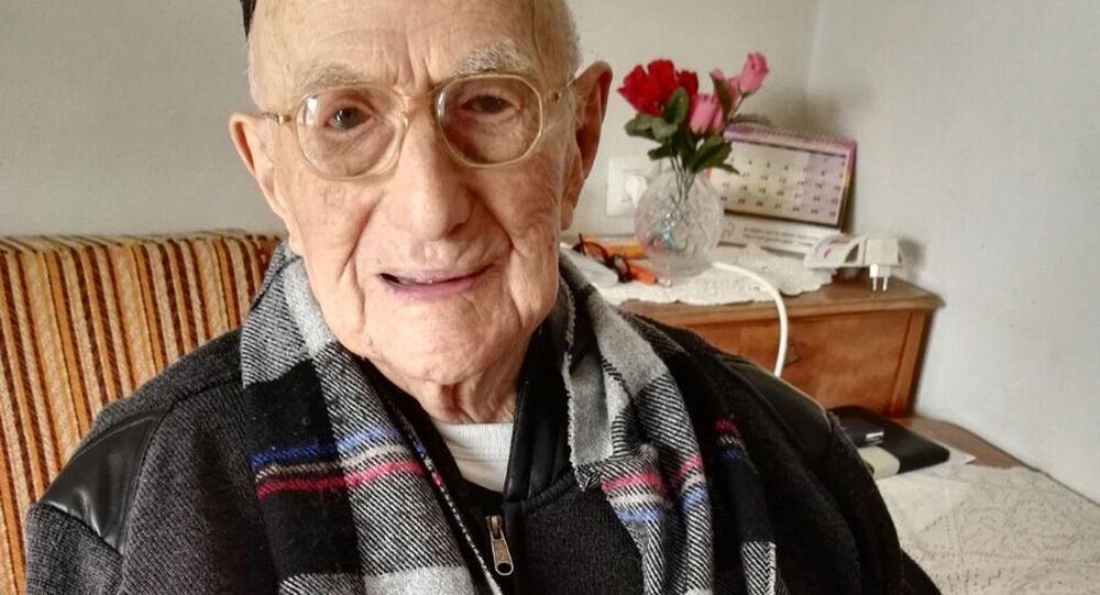 Najstarszy mężczyzna na świecie