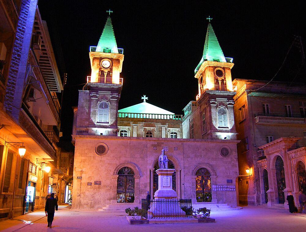 Kościół w Aleppo