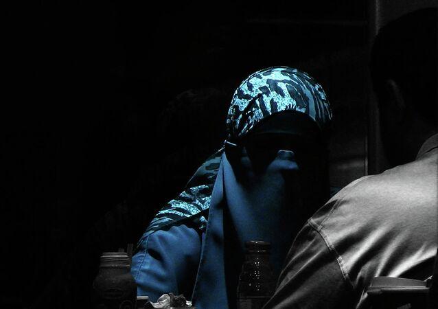Muzułmańska kobieta