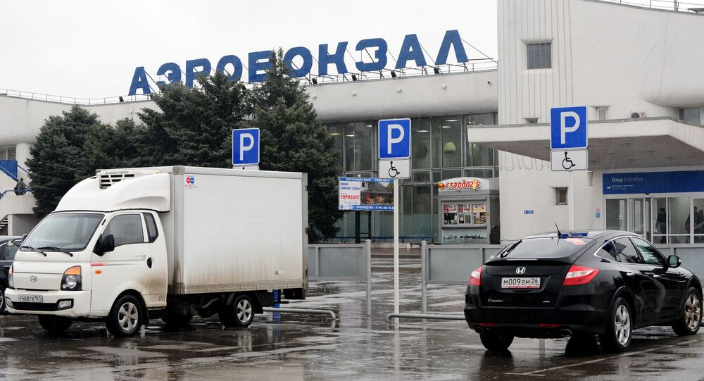 Lotnisko w Rostowie nad Donem