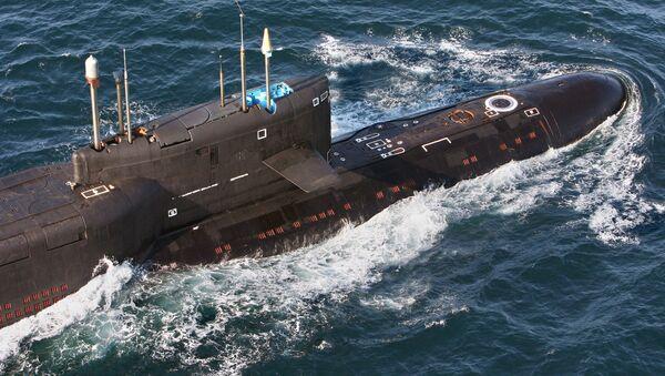 Rakietowy okręt podwodny - Sputnik Polska