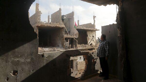 Benghazi - Sputnik Polska
