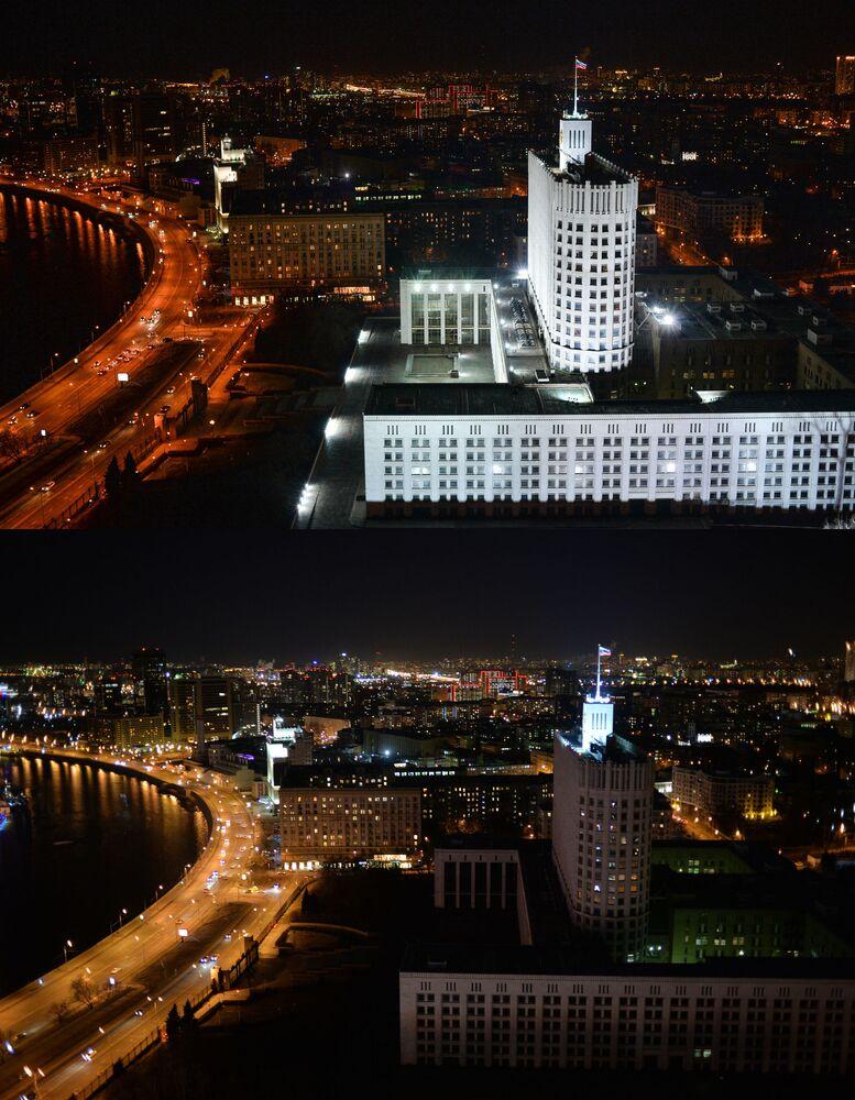 Biały Dom w Moskwie