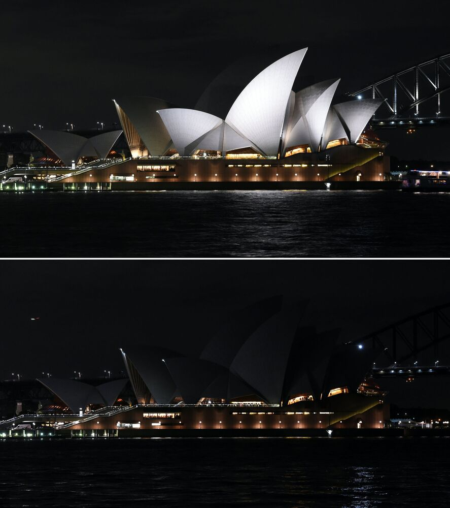 Sydney Opera House w Australii