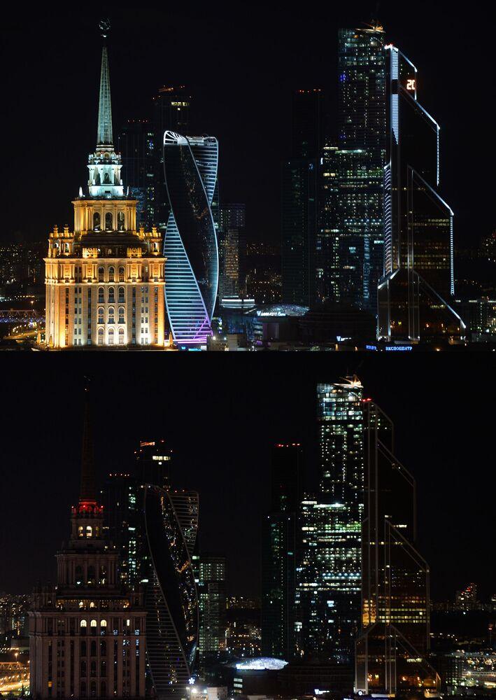 Hotel Radisson Royal Moscow w Moskwie