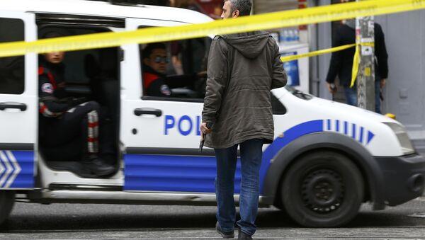 Samobójczy zamach w Stambule - Sputnik Polska